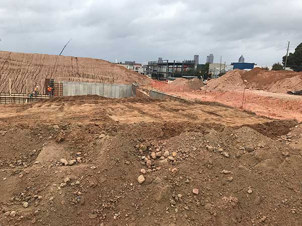Madison Yards - Lucky & Lady - Construction Update 11-1-18